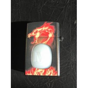 Sticla pentru e-lichid tip Bricheta 20ml - Dragon Fire