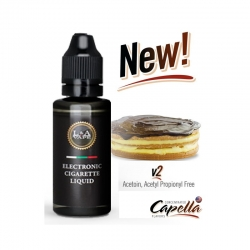 Aroma Capella Boston Cream Pie v2 10ml