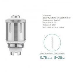Rezistenta GS Air Eleaf 0.75 ohm