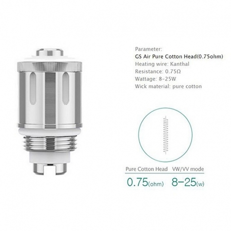 Rezistenta Eleaf GS-Air 0.75 ohm