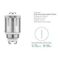 Rezistenta GS Air Eleaf 0.75 ohm