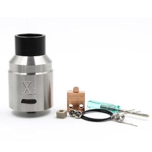 VAPERZ CLOUD X1 RDA - Silver