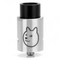 DOG3 RDA 22MM - Argintiu