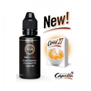 Aroma Capella Cereal 27 10ml