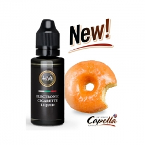 Aroma Capella Glazed Doughnut