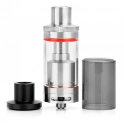 VCMT Mini RTA - Argintiu , 4.5ml, Diametru 22mm