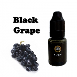 Black Grapes 5mg 10ml - L&A Vape