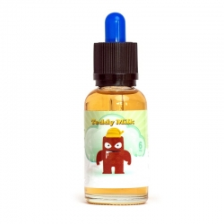 FLAVOR MADNESS TEDDY MILK 0mg 30ml