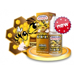 Honey Hornet fara nicotina - 30ml