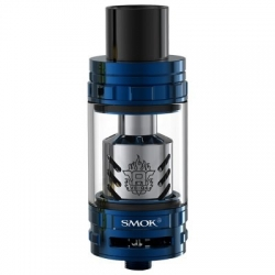 SMOK TFV8 Albastru Sub Ohm Tank FULL KIT Electric Blue