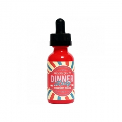 Strawberry Custard by Dinner Lady 30ML 0mg