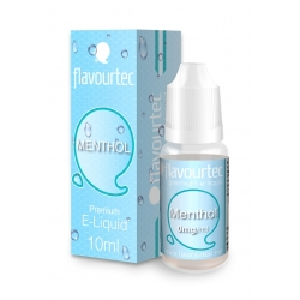 Menthol Flavourtec 10ml - 0mg