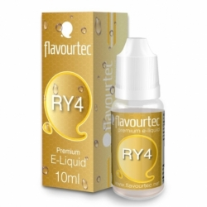RY4 Flavourtec 10ml - 0mg