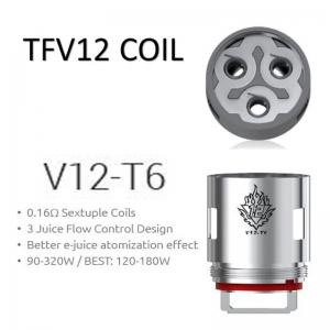 Rezistenta TFV12 V12 T6 Smok 0.17ohm
