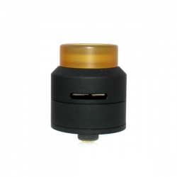 GOON LP RDA 24MM Autentic 528 Custom Vapes Black