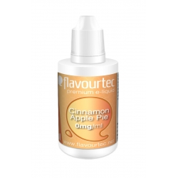 Cinnamon Apple Pie Flavourtec 50ml - 0mg