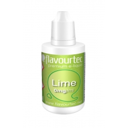 Lime Flavourtec 50ml - 0mg