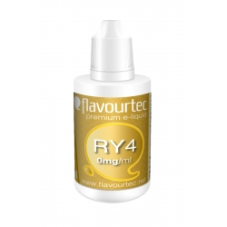 RY4 Flavortec 50ml - 0mg