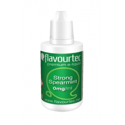 Strong Spearmint Flavortec 50ml - 0mg