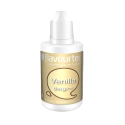 Vanilla Flavortec 50ml - 0mg