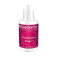 Raspberry Flavortec 50ml - 0mg