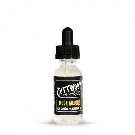 MEGA MELONS 16.5ml by Cuttwood 0mg