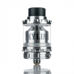 Kylin RTA by Vandy Vape - Postless SILVER