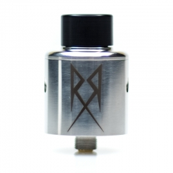 RECOIL RDA 24MM Argintiu