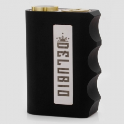Delubio Style Series Mechanical Box NEGRU