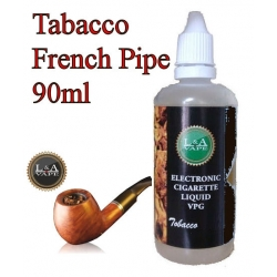 Lichid Tabac French Pipe VPG 90ml 0mg