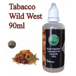 Lichid Tabac Wild West VPG 90ML 0mg