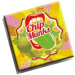 Aroma Chip Munks Big Mouth 10 ML