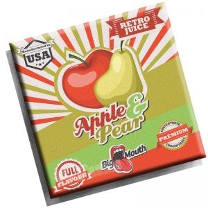 Aroma Apple & Pear Big Mouth 10 ML