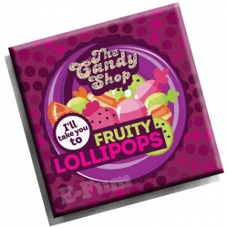 Aroma Fruity Lollipops Big Mouth THE CANDY SHOP 10 ML