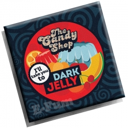 Aroma Dark Jelly Big Mouth THE CANDY SHOP 10 ML