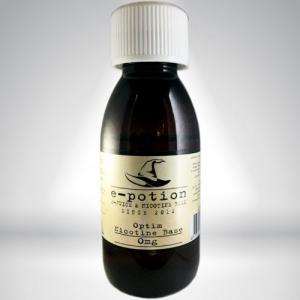 Baza e-Potion OPTIM fara nicotina 100 ml