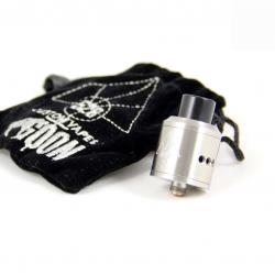 GOON RDA 24MM Autentic 528 Custom Vapes Silver
