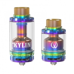 Kylin RTA by Vandy Vape - Postless Rainbow - Limited Edition