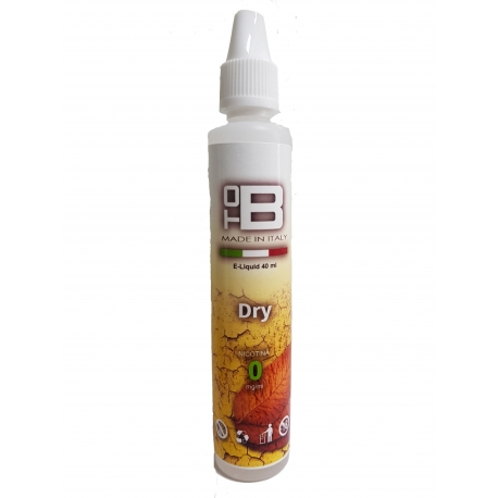 Lichid ToB DRY 0% Nicotina