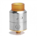 RDA Pulse 22 BF Vandy Vape Silver Stainless Steel