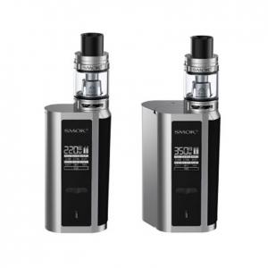 SMOK GX2/4 350W TC Starter Kit SS/Black