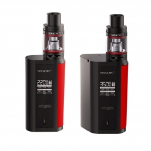 SMOK GX2/4 350W TC Starter Kit Red/Black