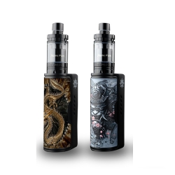 SMOK Alien Kit cu TFV8 Baby, Gray