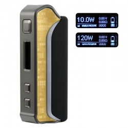 iPV Velas 120W TC Box Mod Pioneer4you - Gun Metal