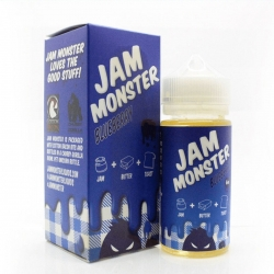 Blueberry Jam Monster 100ml 0mg
