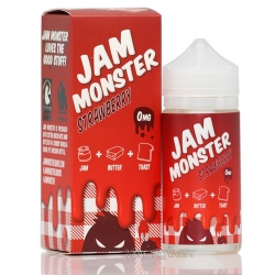 Strawberry Jam Monster 100ml 0mg