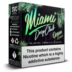 Ocean Lime By Miami Drip Club 3x10ml
