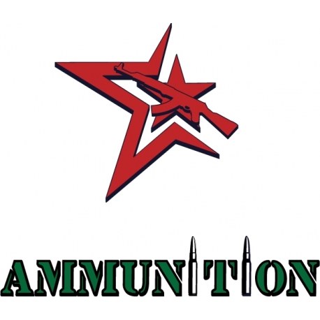 AMMUNITION 10 ml