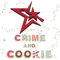 CRIME AND COOKIE 10 ml - Guerrilla Flavors