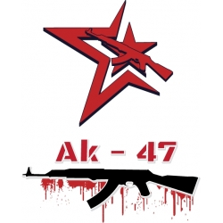 AK-47 10 ml - Guerrilla Flavors